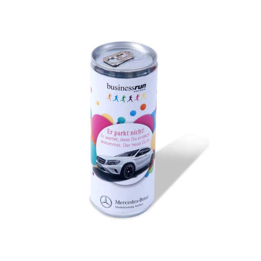 Mercedes Energie-Drink
