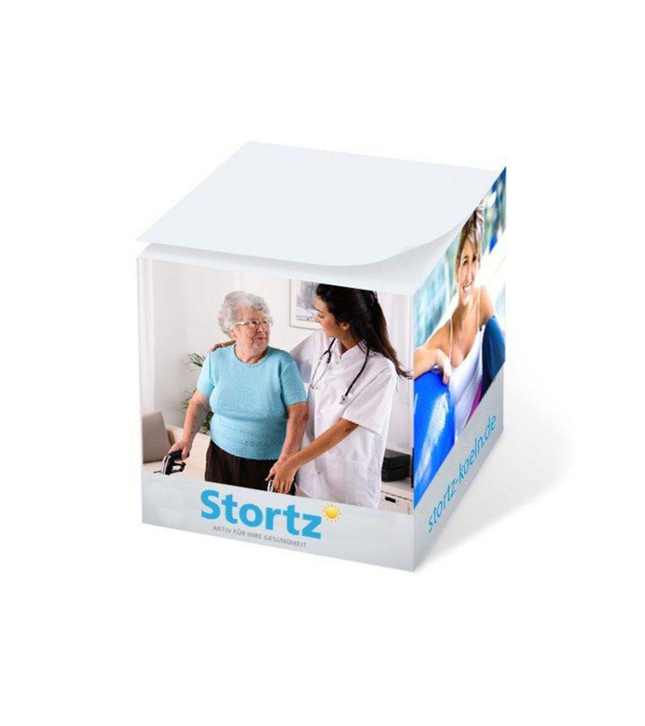 Stortz Zettelblock